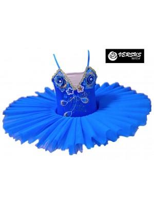 Vestito Tutù Saggio Danza Bambina Donna DANC167