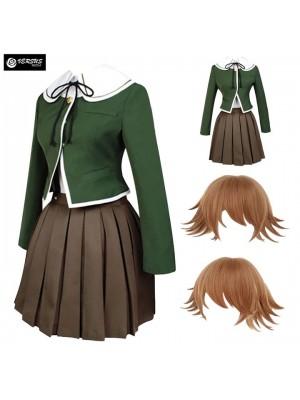 Simil Chihiro Vestito Uniforme Carnevale Cosplay Uniform Anime Costume DANGA01