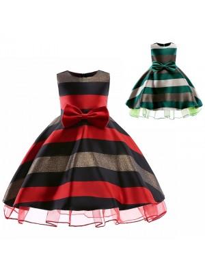 Vestito Bambina Abito Cerimonia Compleanno DG0047B