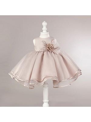 Vestito Bambina Abito Cerimonia Compleanno DG0054