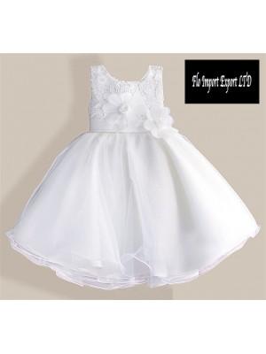 Vestito Bambina Cerimonia Damigella DGZF015