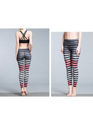 Pantaloni Leggings Yoga Donna Casual Sport FITS003