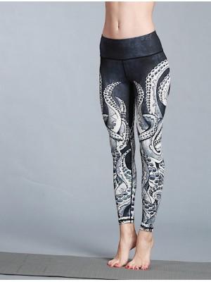 Pantaloni Leggings Yoga Donna Casual Sport FITS016