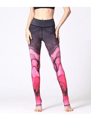 Pantaloni Leggings Yoga Donna Sport FITS033