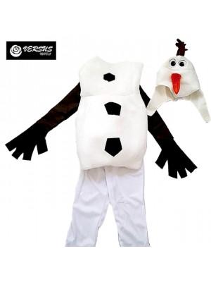 Simile Frozen 2 pz Olaf Vestito Carnevale FROLAF01