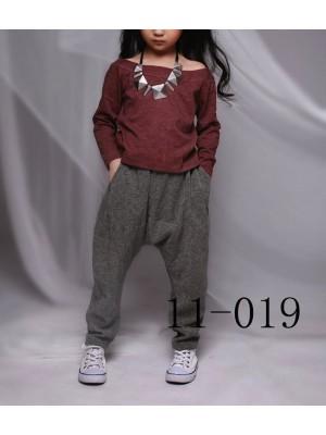 Set Completo Bambina Maglietta Pantalone e Collana GSET11019