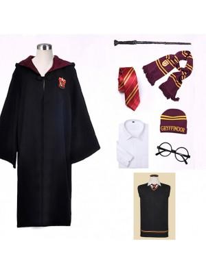 Simile Harry Potter Vestito Carnevale Adulto HARRY02-A