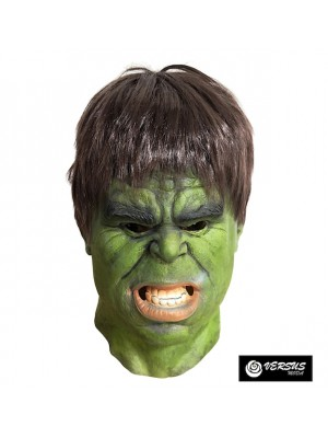 Hulk Testa Maschera Avengers Carnevale Animazione HULKHED1