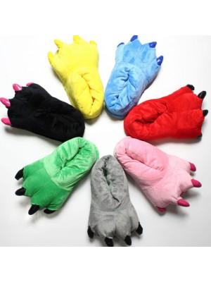 Pantofole a forma di Zampa di Animale KIGUR31