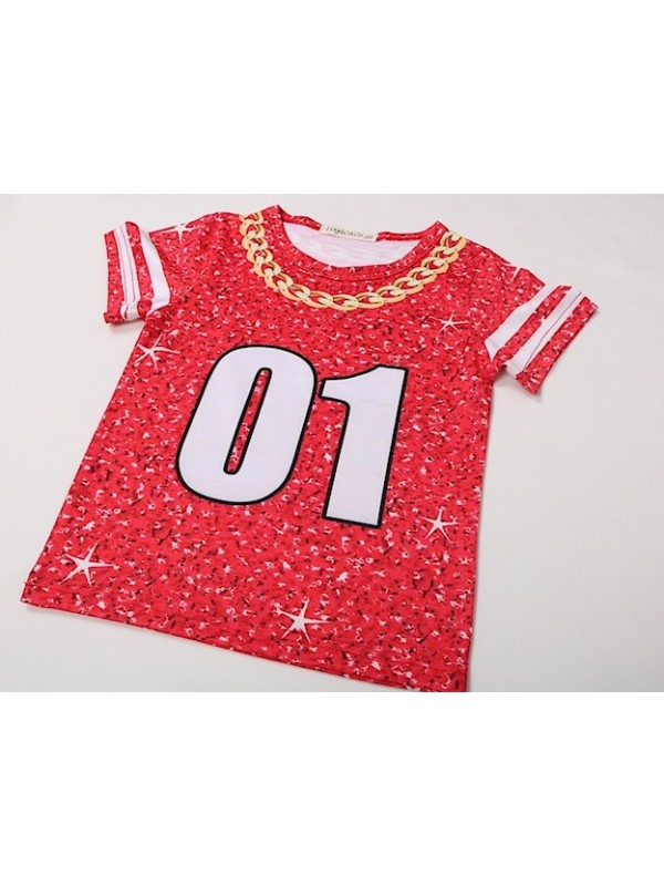 Simile Lol M C Swag Vestito Carnevale Bambina LOLMCS1