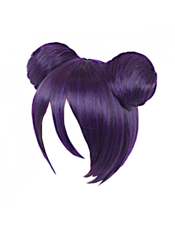 Simile Lol Purple Queen Vestito Carnevale Bambina Lol Dress Cosplay LOLPUQ1 B