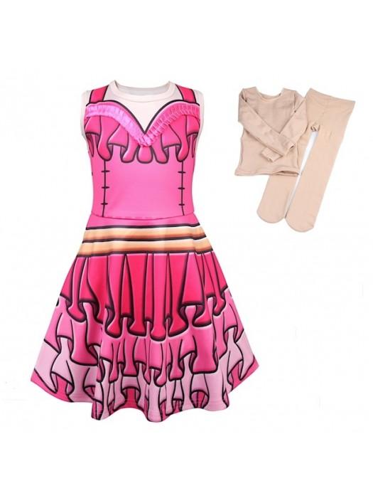 Simile Lol Showbaby Vestito Carnevale Bambina LOLSHB1