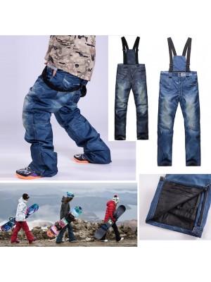 Pantaloni Jeans Neve Sci Waterproof Uomo Donna PASNW02