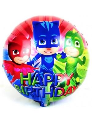 PJ Palloncino Super Pigiamin Festa Compleanno Party PJBL01