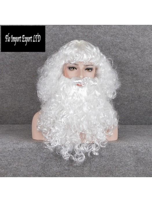 Barba e Parrucca Costume Babbo Natale SANTCBC