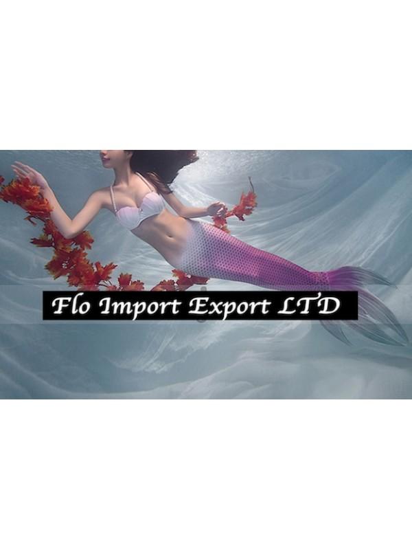 Costume Coda Sirena 4 Punte Donna Mare Piscina SMZ013 D