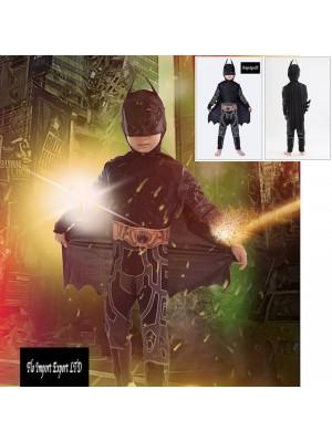 Batman Vestito Costume Carnevale Bambino SUP006