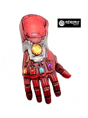 Simile Thanos Guanto Rosso Ironman Carnevale THANGL5