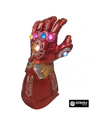 Simile Thanos Guanto Rosso Ironman con Luci THANGL6