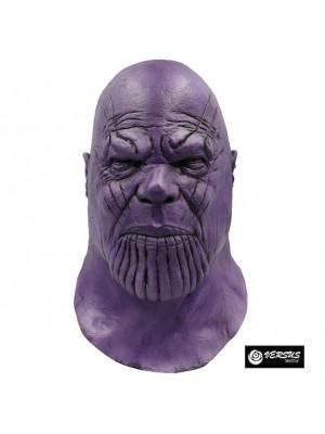 Simile Thanos Testa Calva Maschera Carnevale Cosplay THANHE4