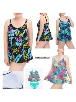 Costume da Bagno Vestito Donna Taglie Grandi WP0010-12