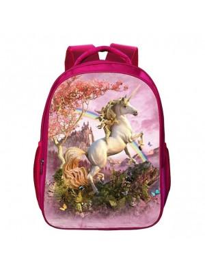 Unicorno Zaino Scuola Tempo Libero ZANIM21