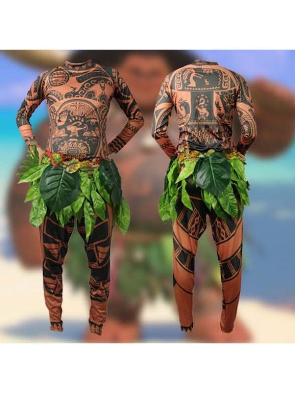 vestito maui oceania  Negozio di sconti online,Maui Oceania Vestito Carnevale