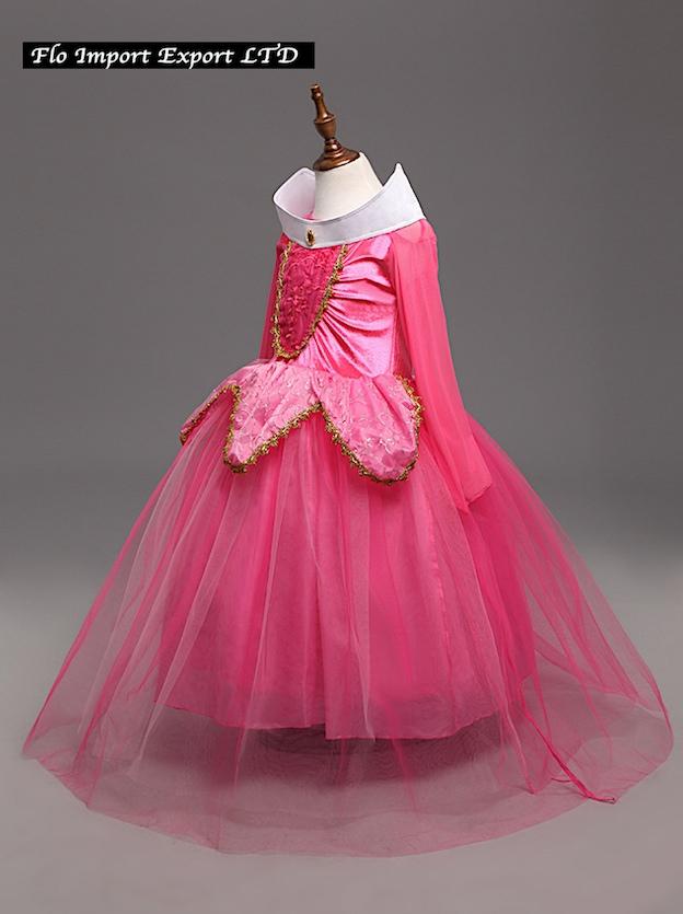 molte scelte di prodotti di qualità store Aurora Vestito Bambina Carnevale Maschera AUR004B
